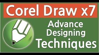 Corel Draw Advance Text Path Tutorial
