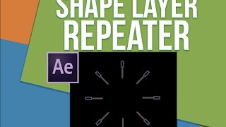 Build Layer Repeating Techniques in Adobe After Effect