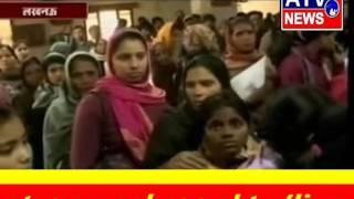 लखनऊ : डाक्टरों की हड़ताल मरीज परेशान ब्यूरो रिपोर्ट एटीवी न्यूज़ चैनल