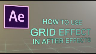After Effects Grid Tutorials in Hindi