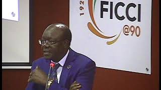 UNCTAD Secretary-General Mukhisa Kituyi address at FICCI