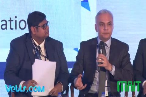 Dr. Deepak Thakkar (Vice President - Bussiness Development Flextronic) Speech at Electronics Manufacturing Summit 2018