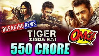 Salman's Tiger Zinda Hai Crosses 500 Crores Worldwide