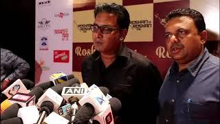 Hrithik Roshan, Rakesh Roshan, Jitendra, Rajesh Roshan At Roshan Se Roshan Tak Music Concert