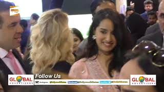 Gorgeous Shraddha Kapoor Walks The Ramp With Anita Dongrikar