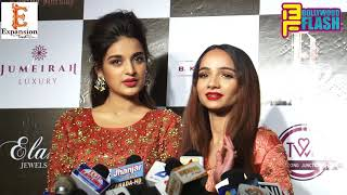 Uncut: Beautiful Nidhhi Agerwal Walking The Ramp For Wedding Junction With Designer Tenzina