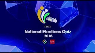 National Elections Quiz 2018 - English Motion Teaser