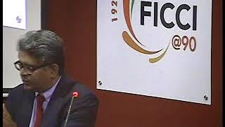 Dr Rathin Roy, Director, NIPFP address in FICCI