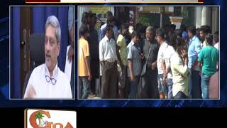 Why Only Goa's Taxi Owners Have Issue Asks Parrikar.