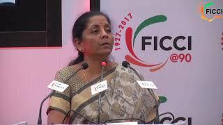 Nirmala Sitharaman at FICCI AGM