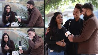 Love Marriage Vs Arranged Marriage | Street interview in India 2018 | Unglibaaz