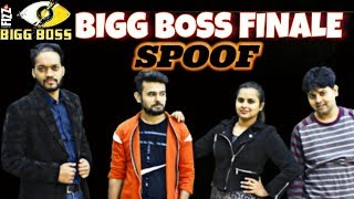 Bigg Boss Spoof    Grand Finale    indian swaggers