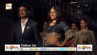 Disha Patani, Nidhi Agarwal, Raveena Tandon, Gauhar Khan On Ramp At The Wedding Junction Show
