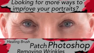 How to Remove wrinkles in adobe Photoshop? | More ways to improve your portraits