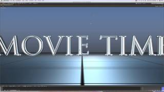 Adobe After Effect  3D Element Text Effects
