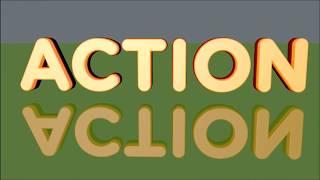 Text Animate Using Plain Effector in Cinema 4d Tutorial
