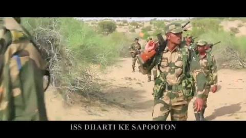 BharatKeVeer anthem by Kailash Kher