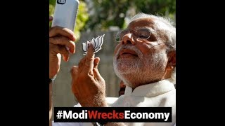 PM Modi's mismanagement of the economy is leading to an increasing number of loans going bad.