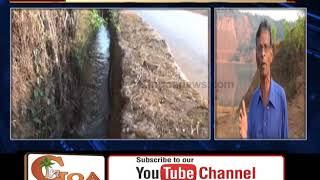 Lakhs Of Liter Water Wasted By Mining Companies In Shirgao?