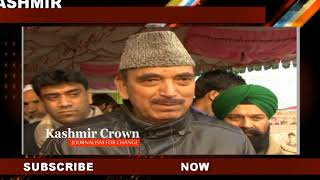 Biggest Tongue-Slip of Congress Tall Leader #Ghulam Nabi Azad (#Recorded Earlier)