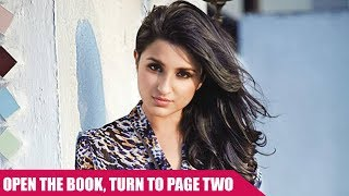 #BollywoodSass : Parineeti Chopra Spells Charm With Her Notebook Of Sass