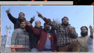 Video | NHM employees protest in Srinagar, demand regularisation Kashmir Crown​ Reports