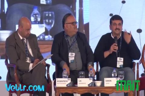 Mr. Kiron D Shah (Founder & Managing Director of VIS Ltd.) Speech at Electronics Manufacturing Summit 2018 Organised By MAIT