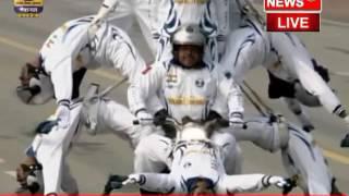 7 - राजपथ से सीधा प्रसारण - सौजन्य से दूरदर्शन