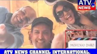 मोहन जोदड़ो की शूटिंग हुयी पूरी   एटीवी ब्यूरो मुंबई