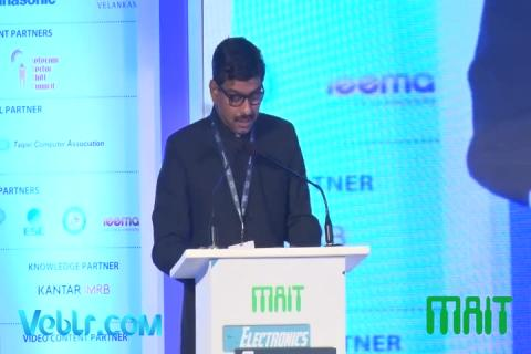 Concluding Speech/Vote Of Thanks by Mr. Harish Krishnan (Vice President MAIT)