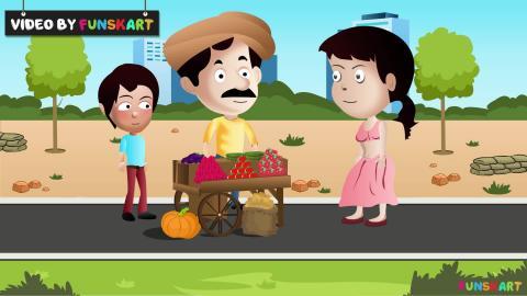 FunsKART - Sabzi Shopping by Woman (Free Mirch aur Dhaniya) Comedy Funny Video