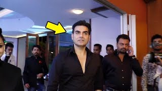 Arbaaz Khan Attends Feliciation Ceremony Hosted By Parinee Group