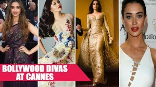 Style Talk: Bollywood Beauties Stun With Their Look at Cannes 2017