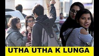 UTHA UTHA KE LUNGA - Prank In India