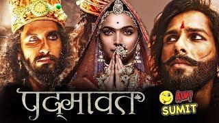 Padmavat Movie Review | Deepika Padukone | Ranveer Singh | Shahid Kapoor - Video by @awSumit