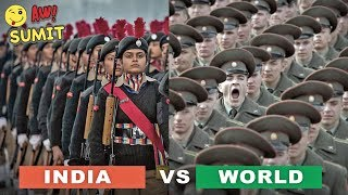 India's Republic Day Parade vs Rest of the World | Parade Fail Compilation 2018 - Video by @awSumit