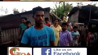 Scrap Yard Catches Fire In Camrabhat-Panjim