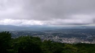 Shillong City View, Meghalaya