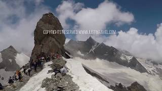 Shrikhand Mahadev Trek - Himachal Pradesh, India #wravelerforlife