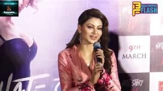 Urvashi Rautela Full Speech