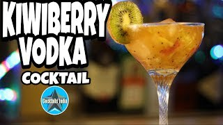 how to make kiwiberry vodka cocktail in hindi | smirnoff vodka cocktail | vodka cocktail in hindi