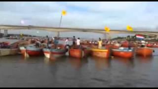 Vadodara Boat Racing
