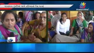 Women devotees join Vadtal temple protest