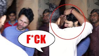 Varun Dhawan INJURED - GETS HIT By CAR DOOR Outside Gym video - id  3d1992987539 - Veblr Mobile