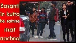Bollywood dialogues in real life PRANK | sholay | Pranks in India 2018 | Unglibaaz