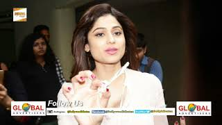 Shamita Shetty Birthday Celebrate With Media And Fan's