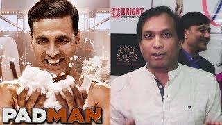 Sunil Pal FUNNY Padman Promotion | Akshay Kumar Padman