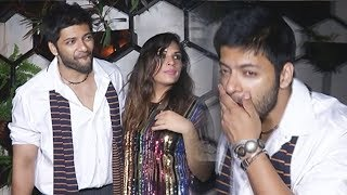 DRUNK Ali Fazal With Richa Chaddda Spotted At Varun Sharma's Birthday Party