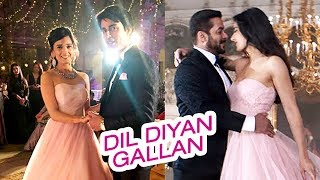 Gautam And Pankhuri Recreate Salman-Katrina's Dil Diyan Gallan