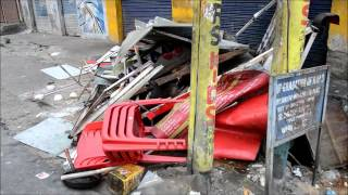 Jammu Municipality launches anti-encroachment drive, demolishes illegal structure